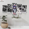 New England Patriots Sony Michel canvas prints