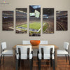 Dallas Cowboys Stadium Canvas Wall Art - Canvas Monsters