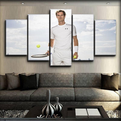 Andy Murray  - 5 - Canvas Monsters