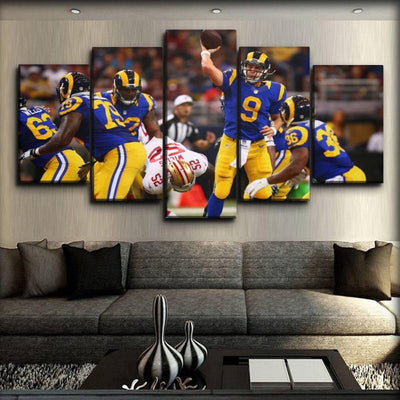 Los Angeles Rams - The Team