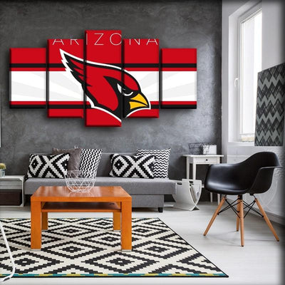 Arizona Cardinals - Canvas Monsters
