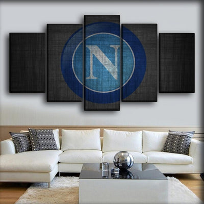 S.S.C. Napoli - Canvas Monsters
