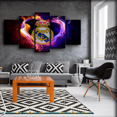 Real Madrid - Heart Of Spain