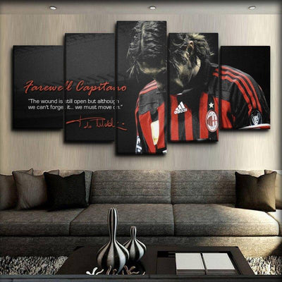 AC Milan 7 - Canvas Monsters