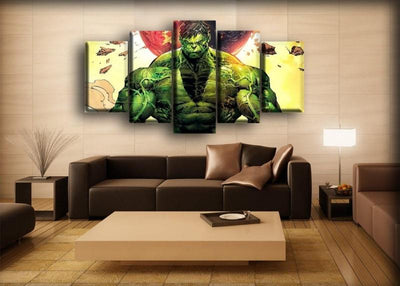 Incredible Hulk - Planet Hulk - Canvas Monsters