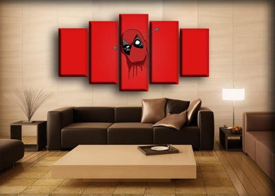 Dead Pool - Arrow Head - Canvas Monsters