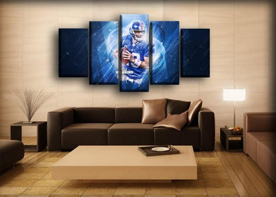New York Giants - Eli Manning - Canvas Monsters