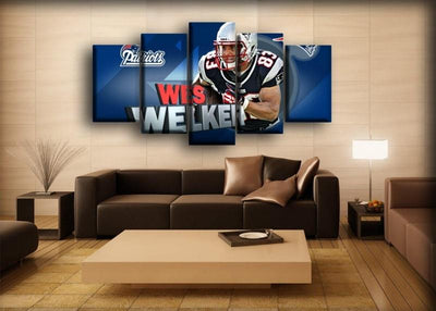 New England Patriots - Wes Welker