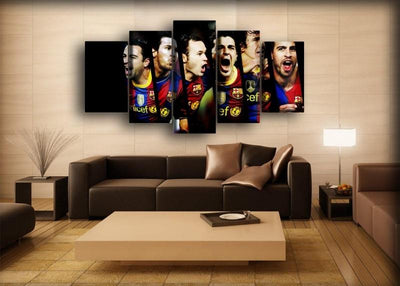 Barcelona - Faces Of Champion