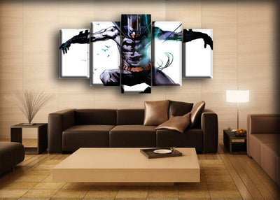 Batman - Comic Art Work - Canvas Monsters