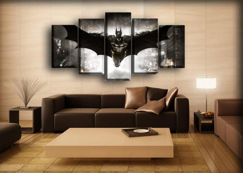 Image of Batman - Flying In White Light