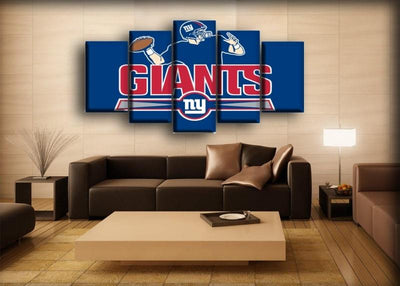 NY Giants - Canvas Monsters