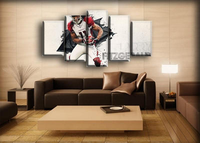 Arizona Cardinals - Larry Fitzgerald 11 - Canvas Monsters