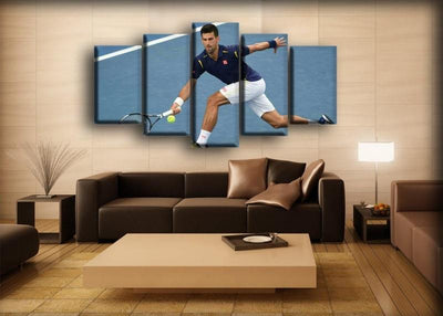 Novak Djocovic  - 11 - Canvas Monsters