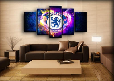 Chelsea F.C - Canvas Monsters