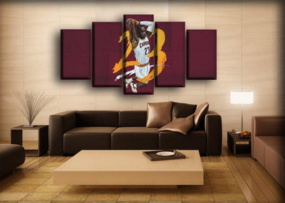 Cavaliers 13 - Canvas Monsters