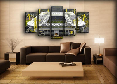 Borussia Dortmund - The Westfalenstadion