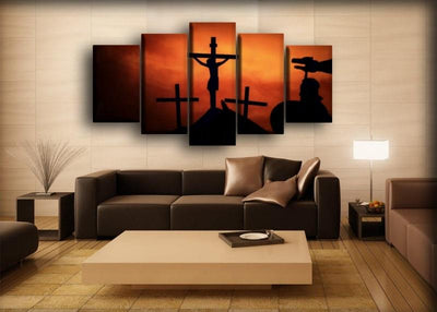 Jesus 2 - Canvas Monsters