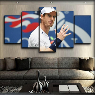 Andy Murray  - 7