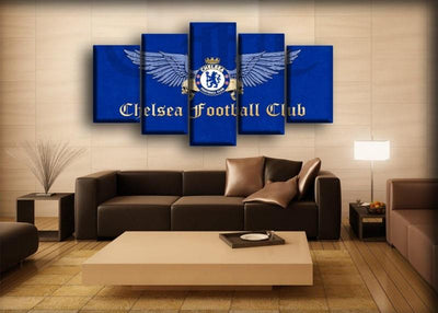 Chelsea Football Club - Canvas Monsters