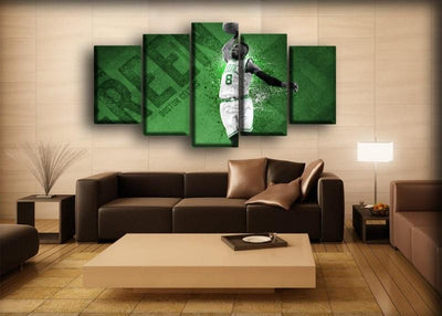 Celtics 4 - Canvas Monsters