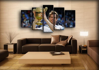 Andy Murray  - 14 - Canvas Monsters