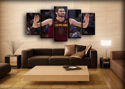 Kevin Love - Double Okay