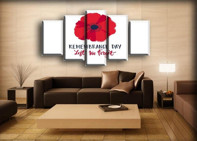 Military Veteran - Lest We Forget Art Work - Canvas Monsters