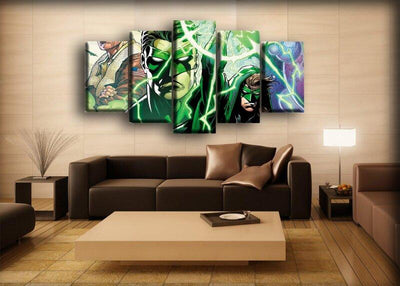 Green Lantern - 2016 Comic Version - Canvas Monsters