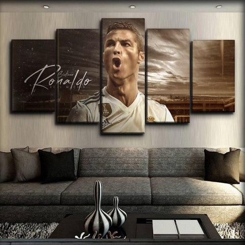 Real Madrid - Magnificent Ronaldo