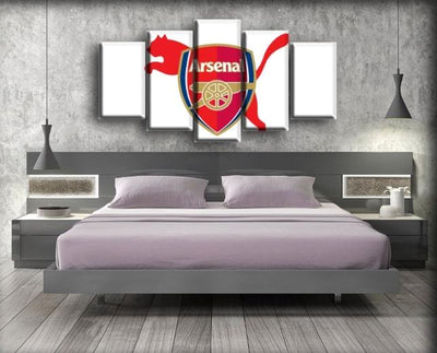 Arsenal - Puma At The Back - Canvas Monsters