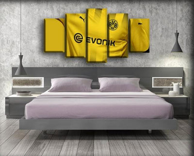 Borussia Dortmund - Evonik Jersey - Canvas Monsters