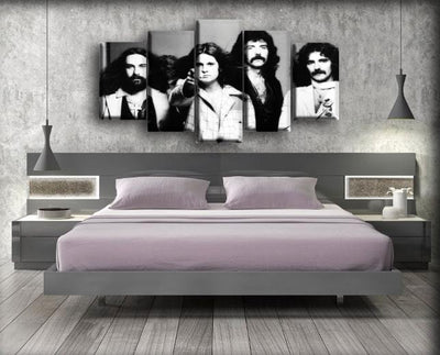 Black Sabbath - Ozzy Will Rock You - Canvas Monsters