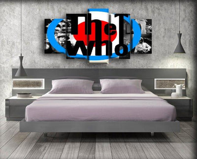 The Who - The Big Who - Canvas Monsters