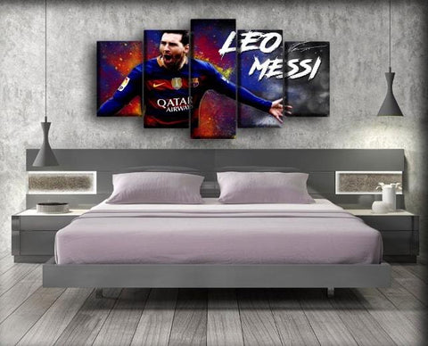 Image of Barcelona - Leo Messi