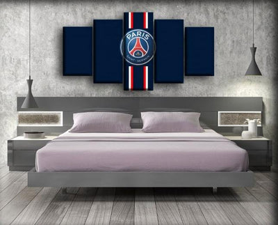 Paris Saint-Germain - Medal Strap Design - Canvas Monsters