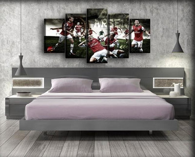 Arsenal - Team Canvas - Canvas Monsters