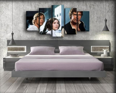 Star Wars - Iconic Movie Still - Canvas Monsters