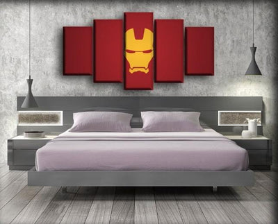 Iron Man - 4 - Canvas Monsters