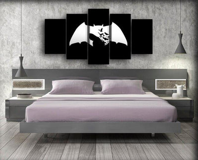 Batman - Bat Flying Logo