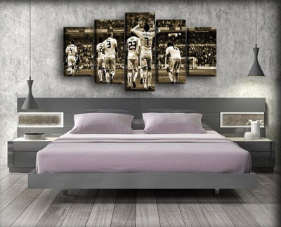 Real Madrid - 7, 23, 3, 2, 4 - Canvas Monsters