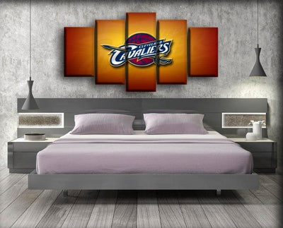 Cavaliers 9 - Canvas Monsters