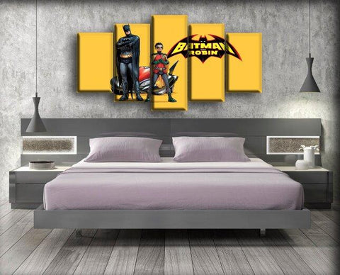 Image of Batman - Together With Robin
