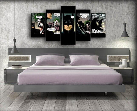 Image of Batman - Joker Laughing Comics