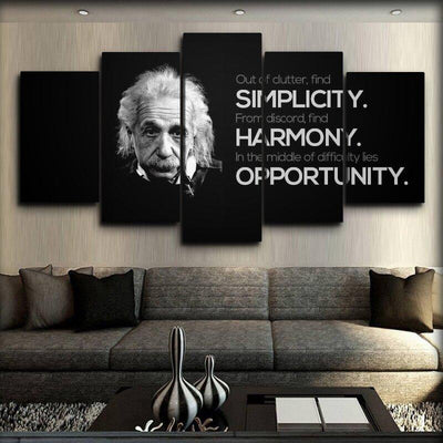 Motivational - Einstein Wisdom