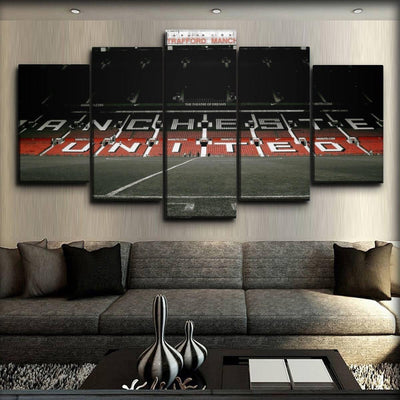 Theatre Of Dreams - Old Trafford - Canvas Monsters