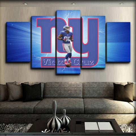 Image of New York Giants - Victor Cruz