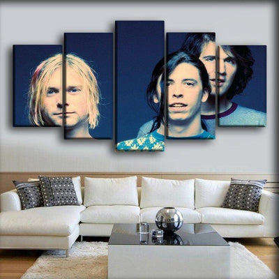 Nirvana - Early Years - Canvas Monsters