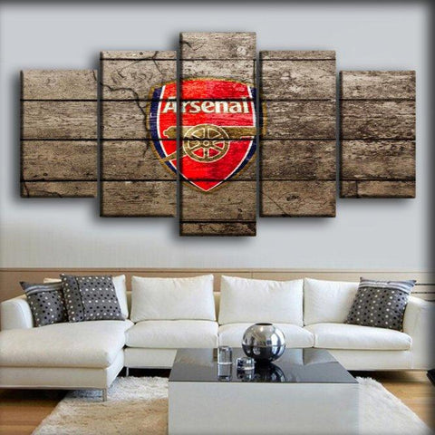Image of Arsenal - Vintage Wall