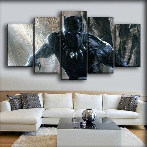 Image of Black Panther - On The Cave